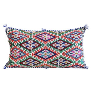 Handcrafted Moroccan Kilim Pillow V