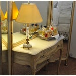 Image of Vintage 1920s French Louis XV Style Vanity