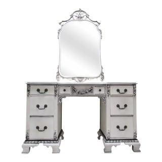 Sold Antique Make Up Vanity by Jennifer Vitalia Design