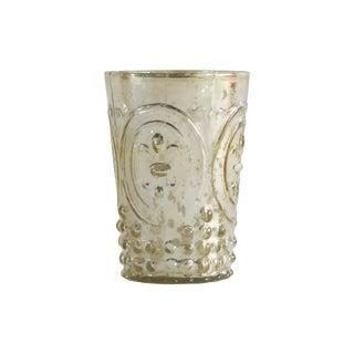 Mercury Glass Votive