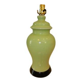 Vintage Ginger Jar Lamp