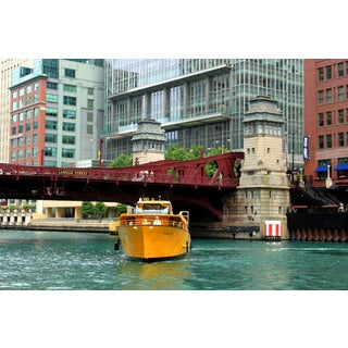 The Chicago River - LaSalle Street Photograph