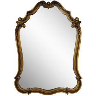 Vintage French-Style Mirror