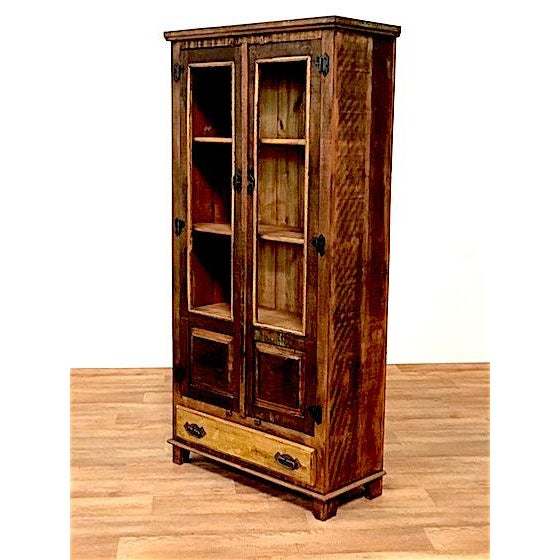 Reclaimed wood armoire storage cabinet chairish