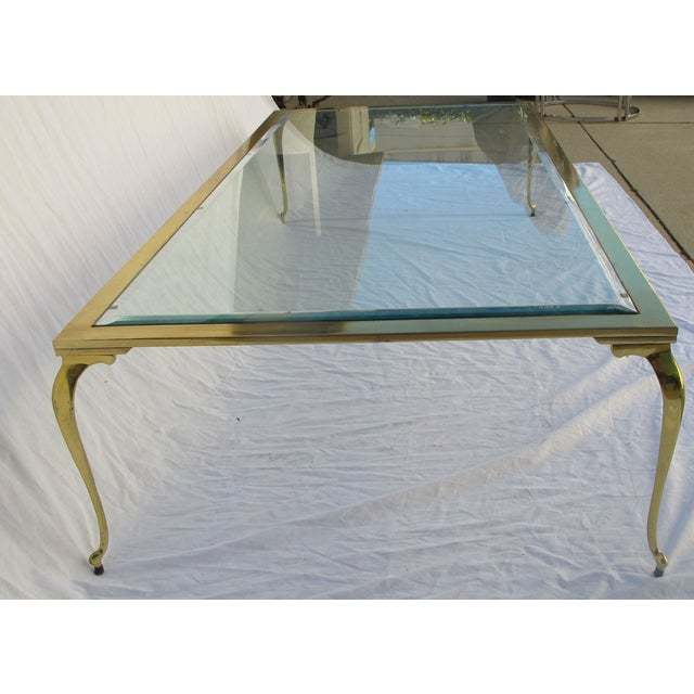 Image of 1960s Bagues-Style French Coffee Table