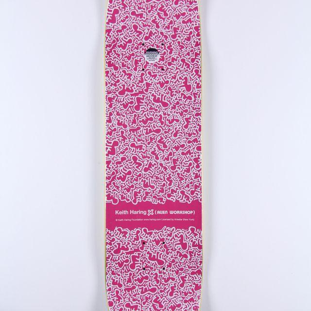 Image of Limited Edition Keith Haring Skate Deck