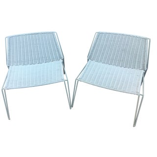 Room & Board Penelope Outdoor Chairs - Pair
