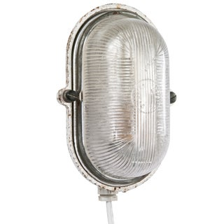 French Mapelec Amiens Factory Sconce