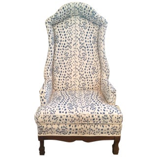 "Vintage ""Porter's"" Chair"