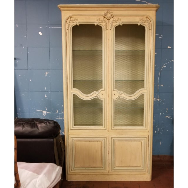 Baker French Provincial China Cabinet - Image 3 of 11