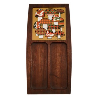 Vintage Georges Briard Cheese Board