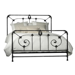 Cast Iron Eastern King Bedframe