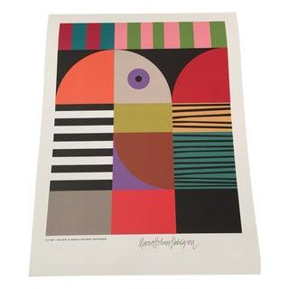 Graphic Stockholm Print