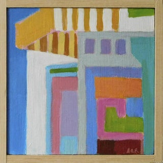 On the Sunny Side of the Street by Anne Carrozza Remick