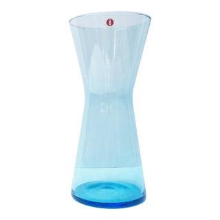 Iittala Blue Vase