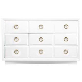 Robsjohn Gibbings Widdicomb White Dresser