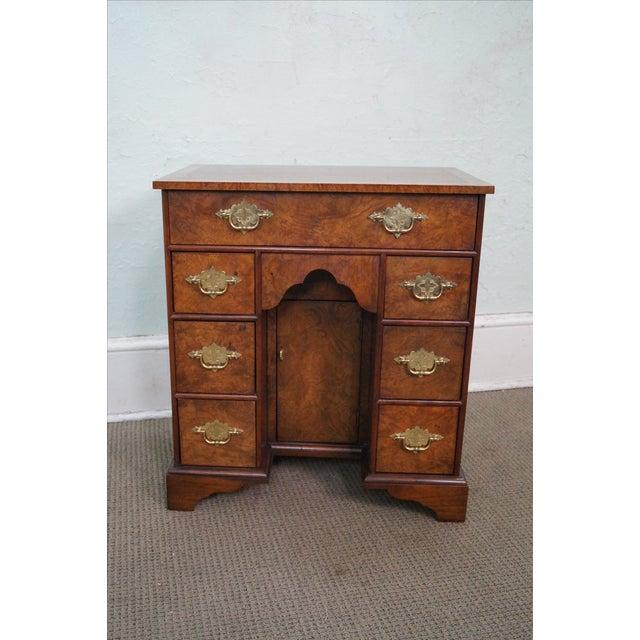 Baker George II English Style Knee Hole Desk - Image 2 of 10