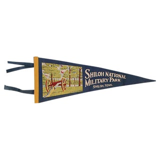 Vintage Shiloh Park Pennant