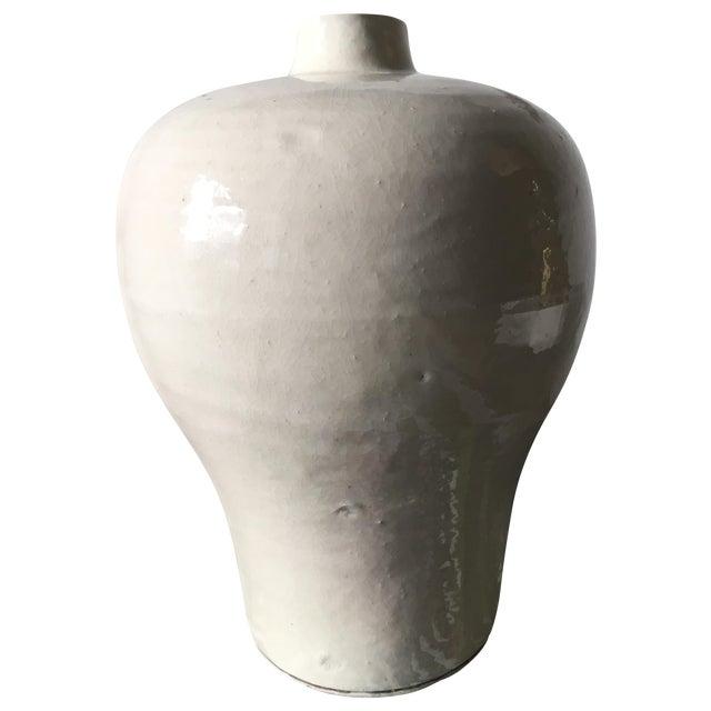 Antique Chinese-Blanc De Chine Vase, 19th Century - Image 1 of 8