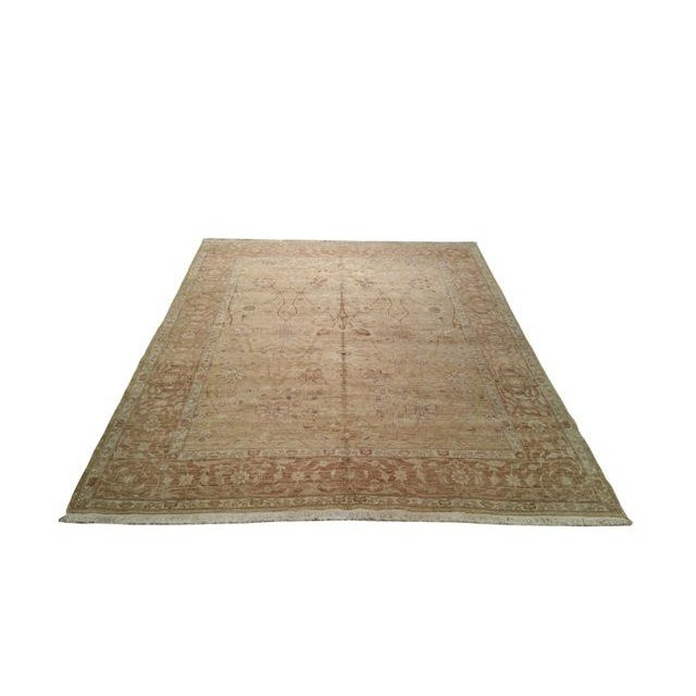 Traditional Handmade Knotted Rug - 8x10 - Image 2 of 4