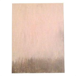 Gouache & Acrylic on Canvas Art - Las Nubes II