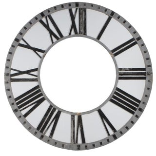 Cast Aluminum Clock Face