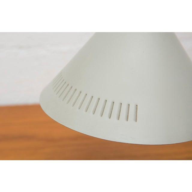Image of Hala Dove Grey Desk Lamp