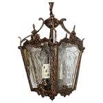 Image of Hanging Lantern Light Fixture