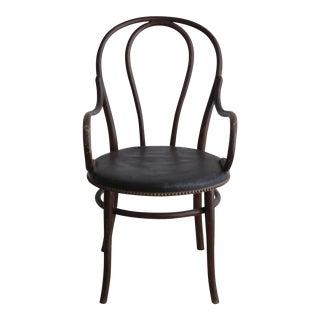 Thonet Vintage Bentwood Armchair
