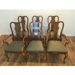 Image of Henredon Traditional Dining Chairs - Set of 6