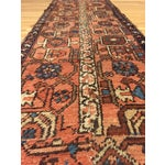 Image of Vintage Hand Woven Persian Runner - 2′6″ × 8′