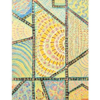 Original Matt Godwin Abstract Painting