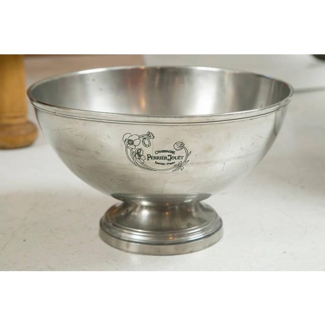 Mid-Century Perrier Jouet Champagne Cooler - Image 5 of 8