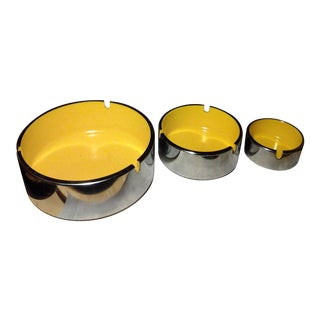 Maru Trend Pacific Inc. Nested Ashtrays - Set of 3
