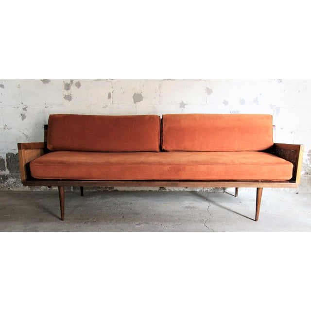 Mid-Century Modern Danish Daybed - Image 3 of 8