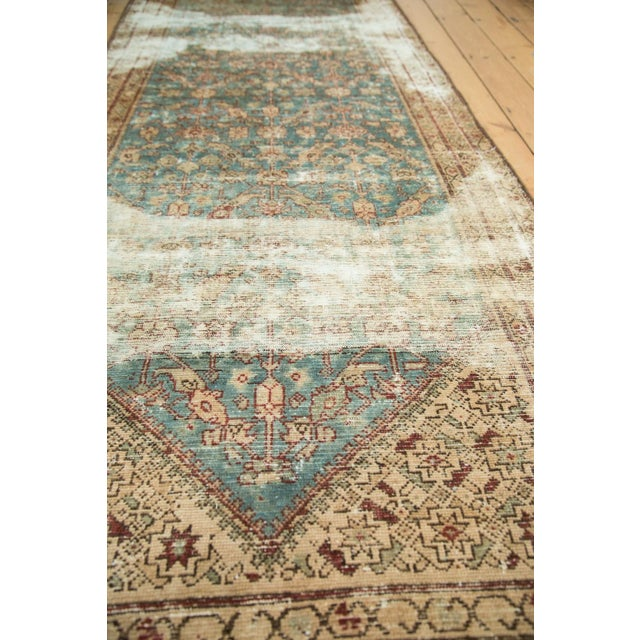 "Antique Malayer Rug Runner - 3'6"" x 13'3"" - Image 9 of 10"