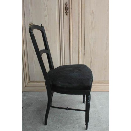 Vintage French Dining Chair - Image 2 of 10