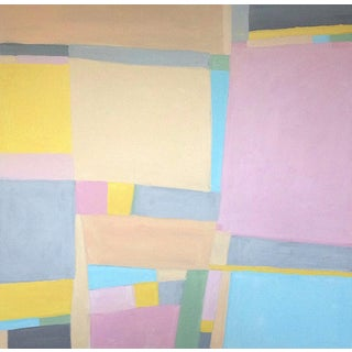 'JANE SAYS' Original Abstract Painting