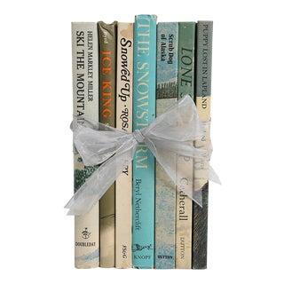 Vintage Children's Book Gift Set: Winter Readings, S/7