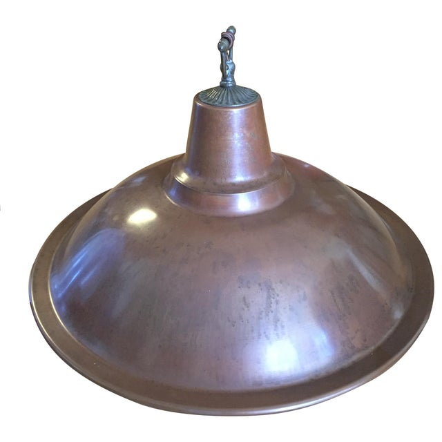 Image of Copper Pendant Lamp
