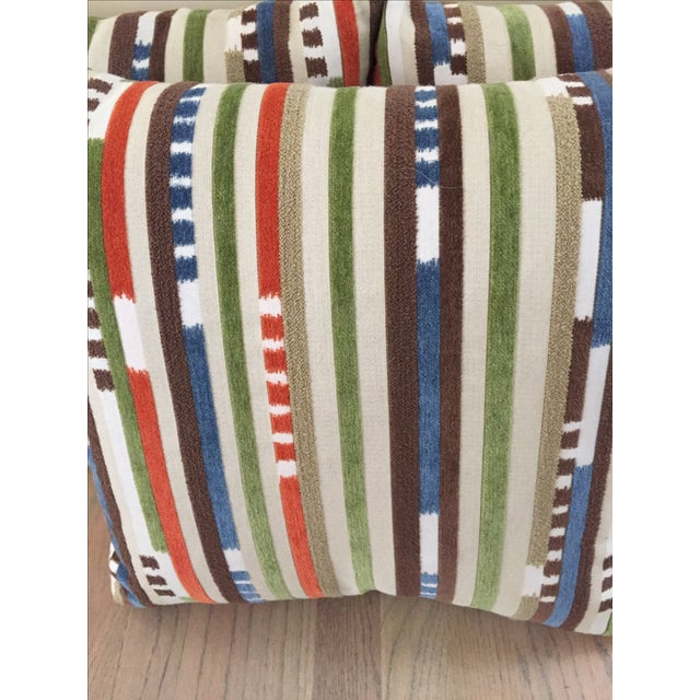 Kravet Accent Pillows - Set of 3 - Image 3 of 5
