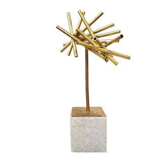 Global Views Sunburst Sculpture