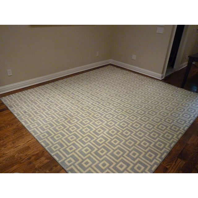 ABC Carpet Modern Geometric Rug - 9′4″ × 10′