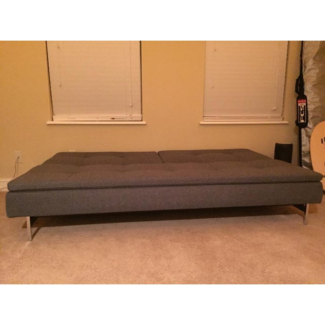Innovation USA Convertible Sofa Bed In Gray