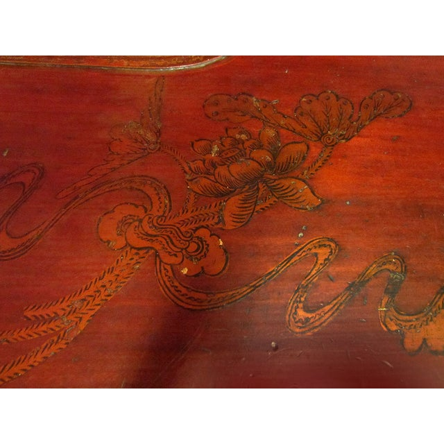 Antique Chinese Opium Daybed - Image 6 of 10