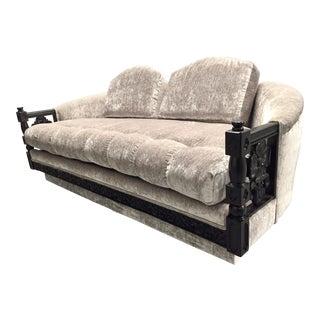 Restored Mid-Century Sofa
