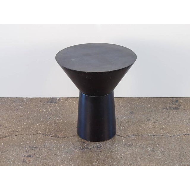 Memphis-Style Pedestal Table - Image 2 of 5