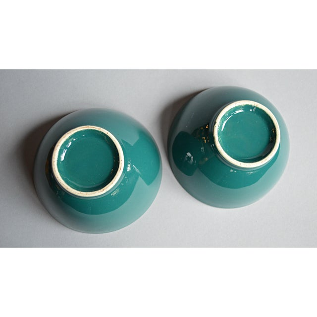 French Coffee Bowls - A Pair - Image 5 of 5
