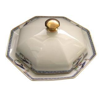 Vintage Limoges Porcelain Covered Dish
