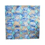 "Image of Unframed Honeycomb - 16"" x 16"""